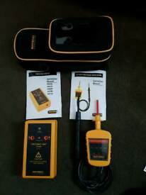Martindale voltage tester and proving unit