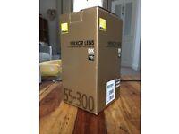 nikkor af-s dx 55-300mm 4.5-5.6 G ED VR