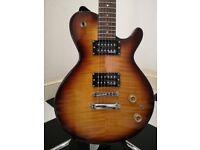 Dean EVO FT single cut Les Paul type guitar