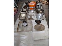 Assorted catering equipment! GREATDEAL! ALMOST NEW!!