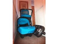 Silver Cross Wayforer Pushchair plus .