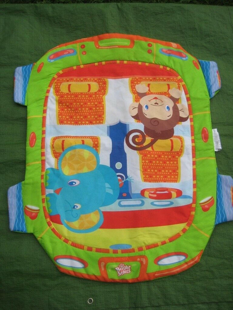 Bright Start Speedboat Play Mat for £5.00