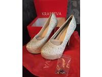 Ivory heels