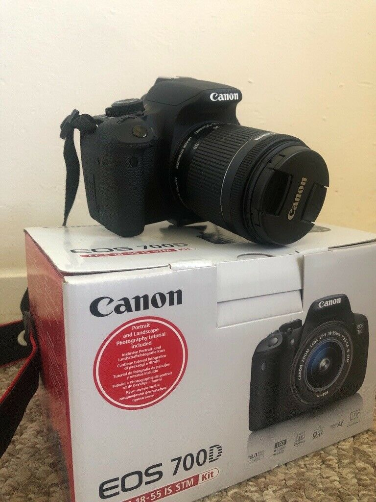 Canon 700D camera GREAT CONDITION | in Tring, Hertfordshire | Gumtree