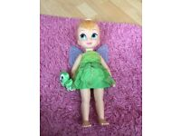 Tinker belle doll