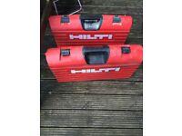 For sale 2 kangoo , breakers Hilti TE1000 AVR £330