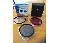86mm Professional HD Filter Kit
