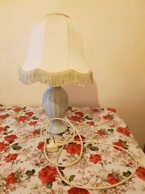 table lamp 19 inch tall £4