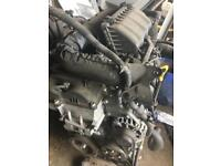 Volkswagen up / Skoda city go complete engine with gearbox