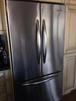 KitchenAid 19.7 cu feet refrigerator