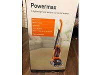 VAX POWERMAX - VRS5W - Carpet Washer! - Superb Machine - Not Used - Boxed!