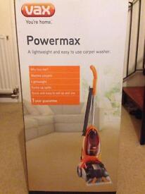 Vax carpet cleaner 500w