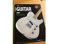 Rock school guitar grade 2 book : New