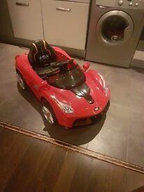 Kids ride on car 12v