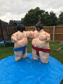 CHAOS CASTLES bouncy castle inflatables sumo suits hire manchester