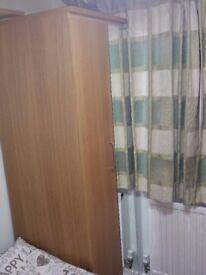 Single wardrobe. 60×60×190