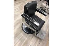 3 barbers chairs forsale