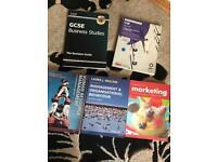 Business university textbooks