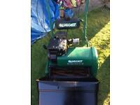 Qualcast large petrol mower classic petrol 435