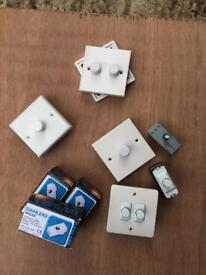 Dimmer switches and modules