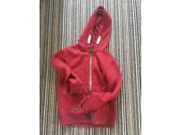 Kids Red Hoody