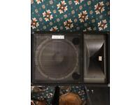 Yamaha SM151V monitor speaker Wedge 2 way Floor Monitor