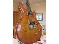 Electric Guitar - Custom Flamed Maple Top