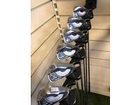 LYNX #BB iron set brand new RRP £549.00