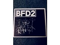 BFD 2 DRUM SOFTWARE
