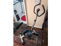 Lonsdale exercise bike in good working condition, like new