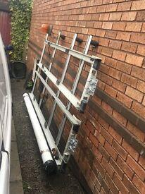Roof rack to fit vivaro/traffic