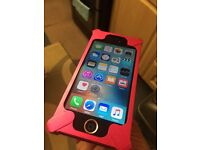 I phone 5 5s button UNLOCKED boxed