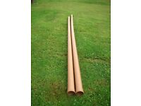 Underground Drain/Soil Pipe, Socketed, 110mm x 11m