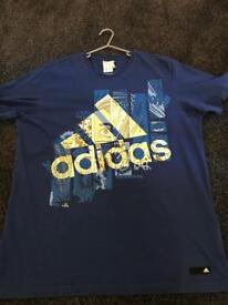 Men's Genuine Nike & Adidas Tshirts
