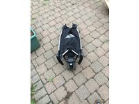 Quinny Zapp Baby Buggy - very light, strong and easy to use- Excellent Condition