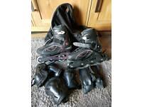 Oxelo Inline skates size 7