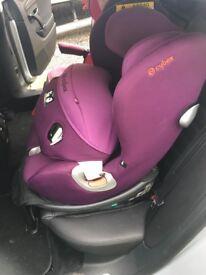 Cybex Sirona Purple Car Seat