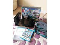 Wii u console & games