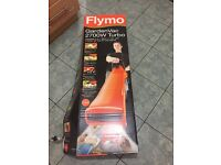 New Flymo Leaf Blower and Vacuum (GardenVac 2700W Turbo)