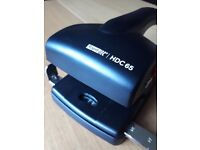 2/ HOLE PUNCHER / Rapid Heavy Duty / Punch capacity: 65 Sheets