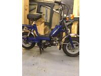 Garelli katia vintage scooter