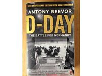 For Free Antony Beevor - D-Day book