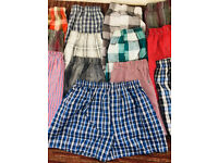 JOBLOT MENS BOXER SHORTS UNDERWEAR PACK OF 48
