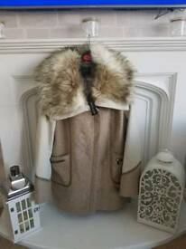 BRAND NEW WITH TAGS RIVER ISLAND COAT SIZE 18