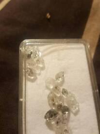 Hakimer Diamond about 12ct