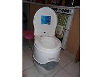 Brand new Thetford Porta Potti portable toilet