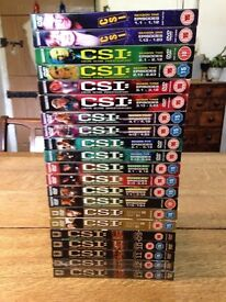 US Crime Drama DVDs. UK Region. Excellent collection. Immaculate condition. Addictive viewing!