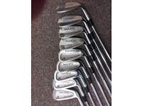 Maxfli blade golf clubs