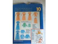 Make it Easy Patterns #1- 3 Patterns £5 each ono