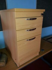 Office Drawers with Key